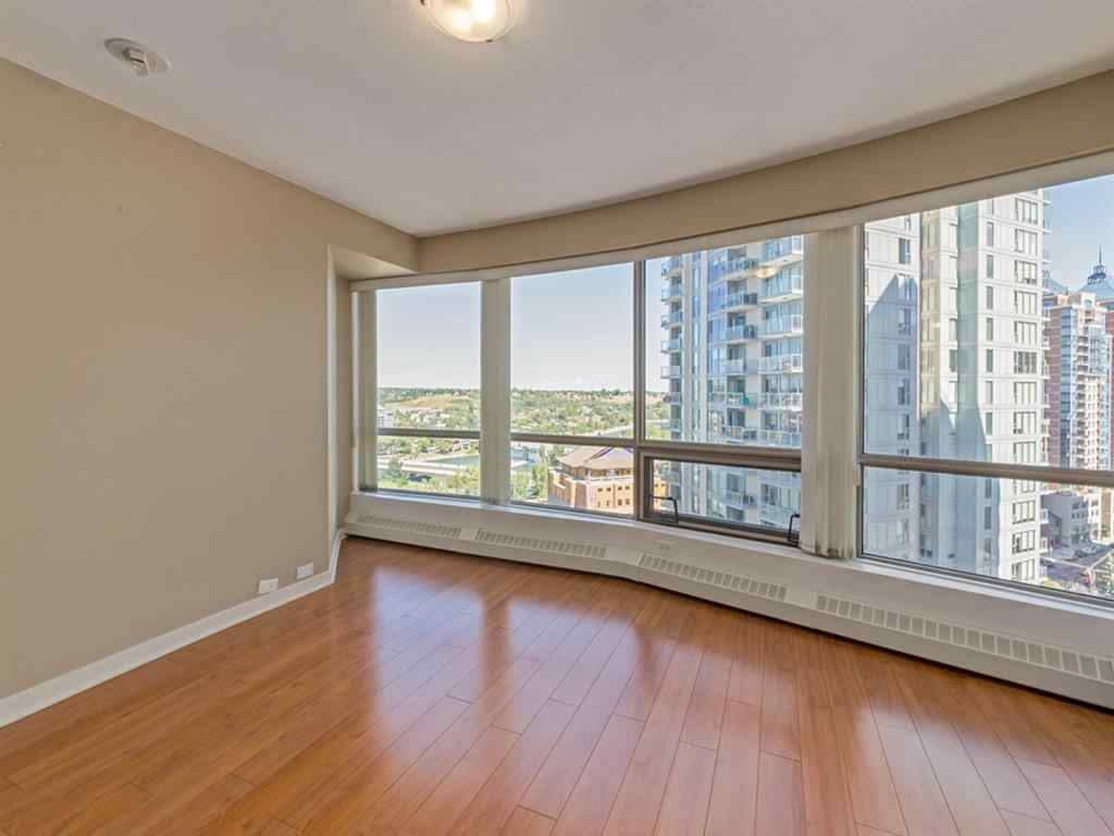 MLS® # A1026107 - Unit #1702 1088 6 Avenue SW in Downtown West End Calgary, Residential Open Houses