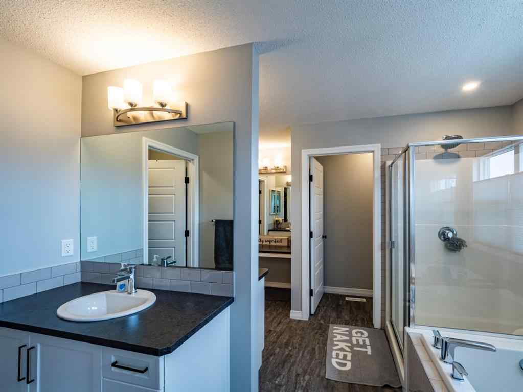 MLS® # A1026268 - 247 KINGFISHER  Crescent SE in Kings Heights Airdrie, Residential Open Houses
