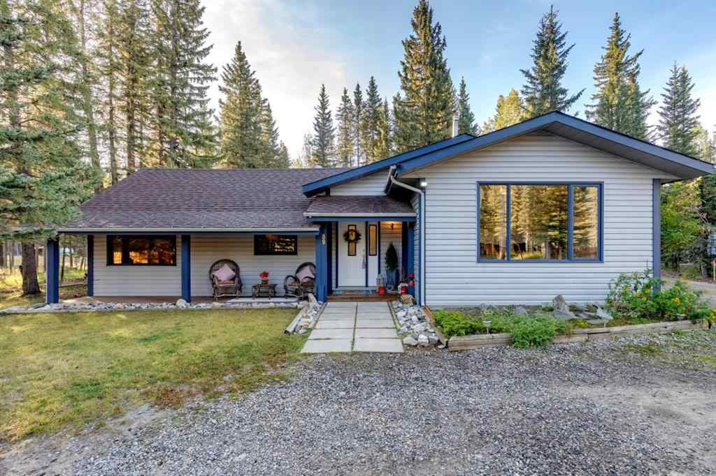 MLS® #A1026270 - 89 WHITE Avenue  in NONE Bragg Creek, Residential Open Houses