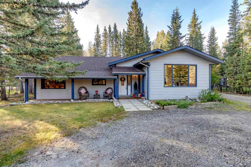 MLS® # A1026270 - 89 WHITE Avenue  in NONE Bragg Creek, Residential Open Houses