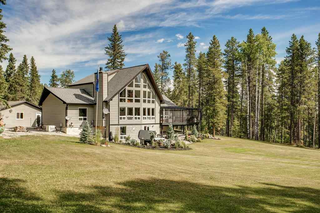 MLS® # A1026669 - 231224 Forestry Way  in West Bragg Creek Bragg Creek, Residential Open Houses