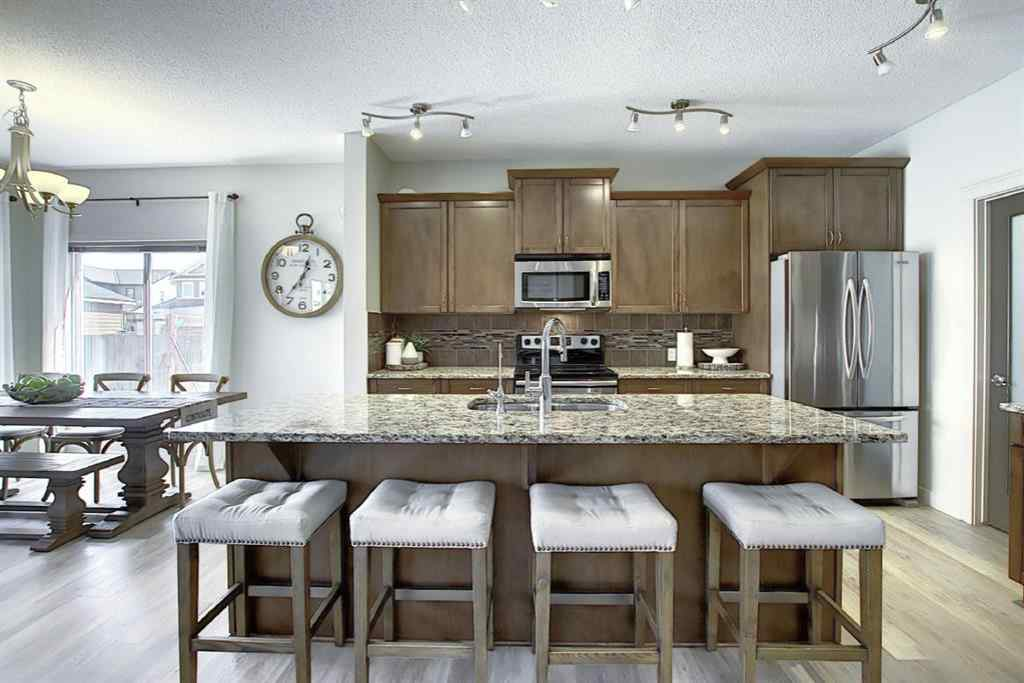 MLS® #A1026769 - 1347 RAVENSCROFT Way SE in Ravenswood Airdrie, Residential Open Houses