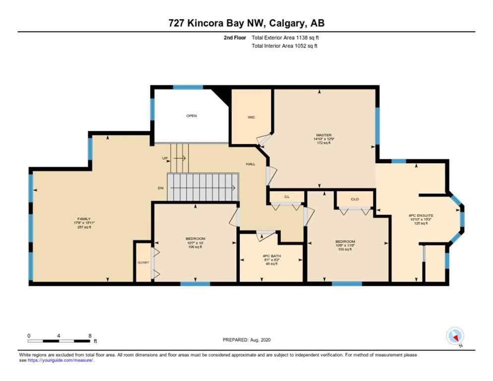 MLS® #A1027023 - 727 KINCORA Bay NW in Kincora Calgary, Residential Open Houses