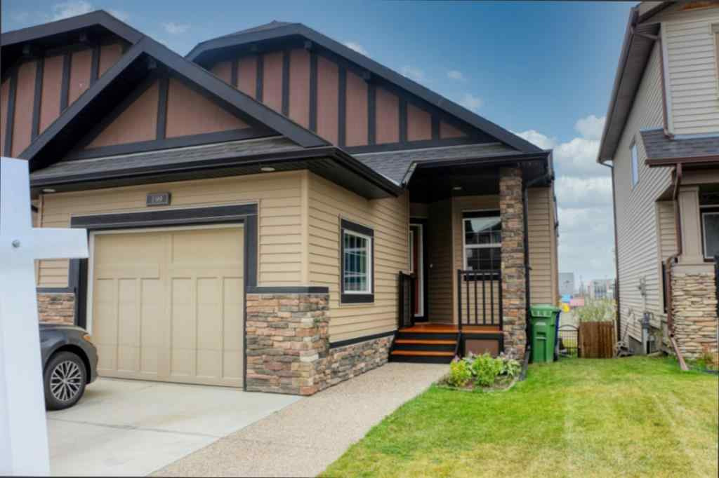 MLS® # A1027469 - 199 Kingsbridge Road SE in Kings Heights Airdrie, Residential Open Houses