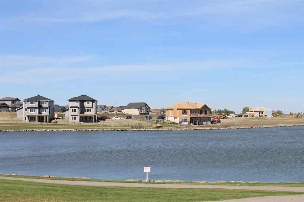 MLS® # A1028281 - 65 Lakes Estates  Circle  in Strathmore Lakes Estates Strathmore, Land Open Houses