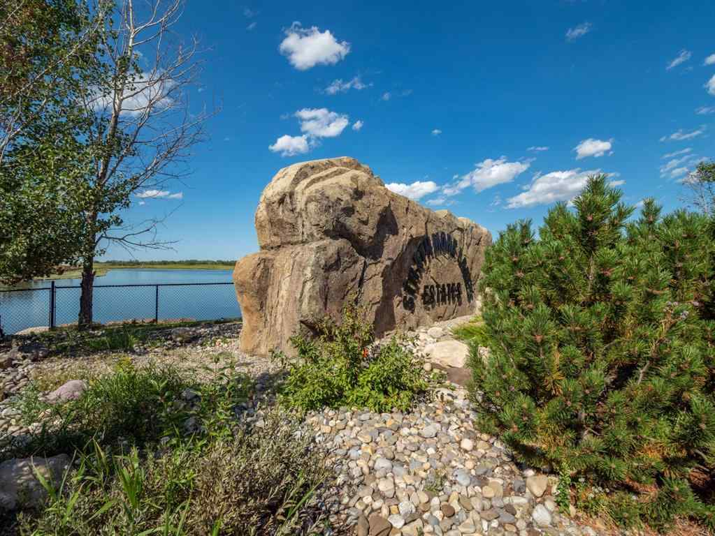 MLS® # A1028408 - 19 Lakes Estates Circle  in Strathmore Lakes Estates Strathmore, Land Open Houses