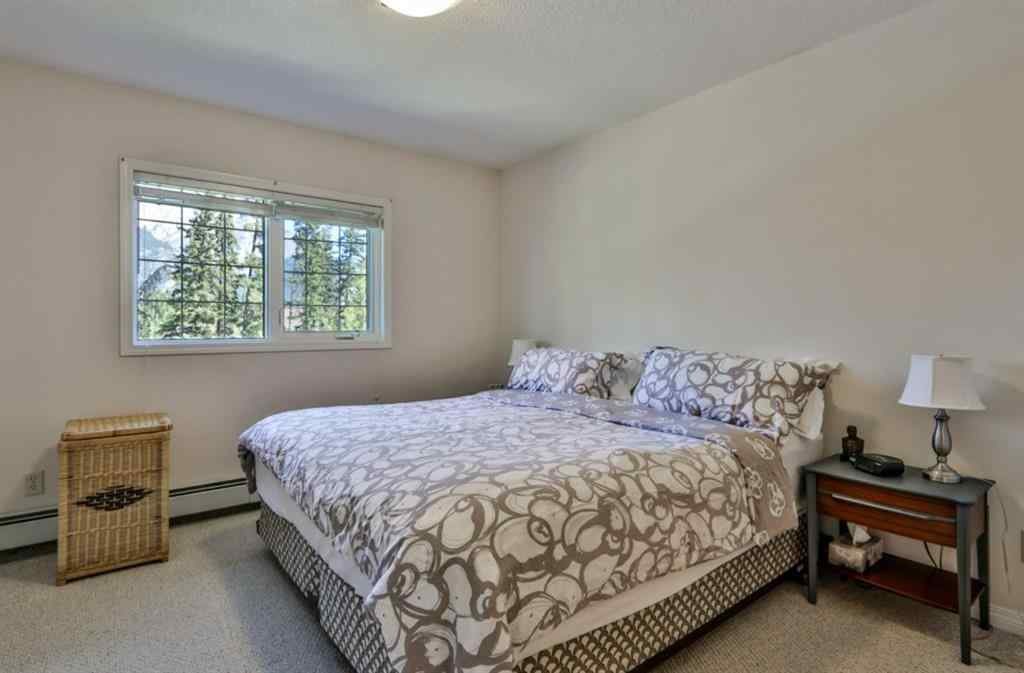 MLS® # A1028624 - Unit #102 117 Cave Avenue  in NONE Banff, Residential Open Houses