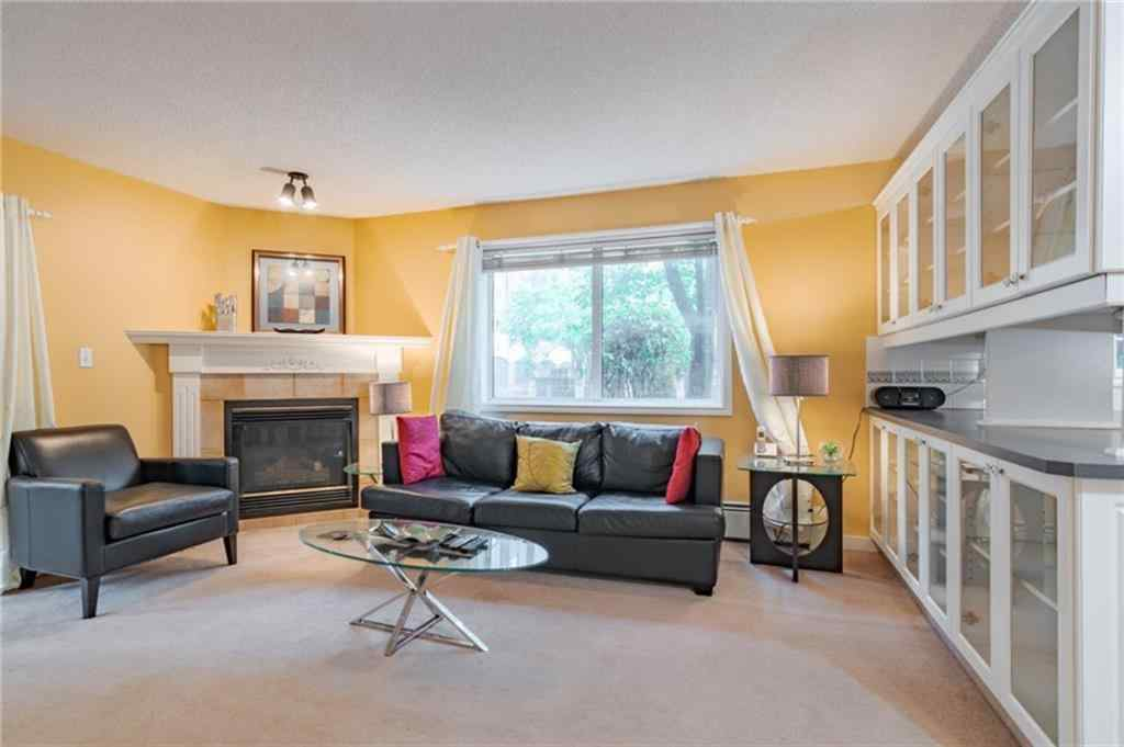 MLS® #A1029394 - Unit #103 777 3 Avenue SW in Eau Claire Calgary, Residential Open Houses