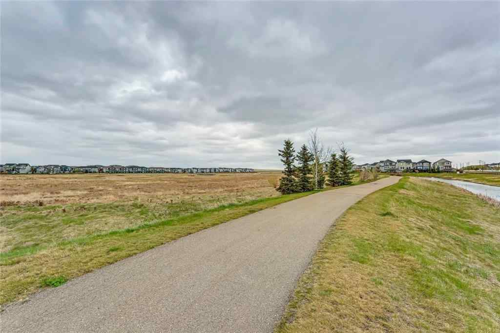 MLS® #A1029688 - Unit #4 12 SILVER CREEK Boulevard NW in Silver Creek Airdrie, Residential Open Houses