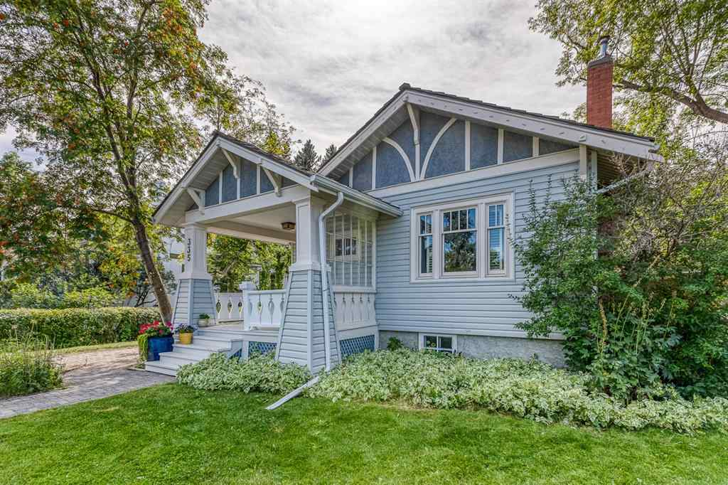 MLS® # A1029701 - 335 SHARON Avenue SW in Scarboro Calgary, Residential Open Houses