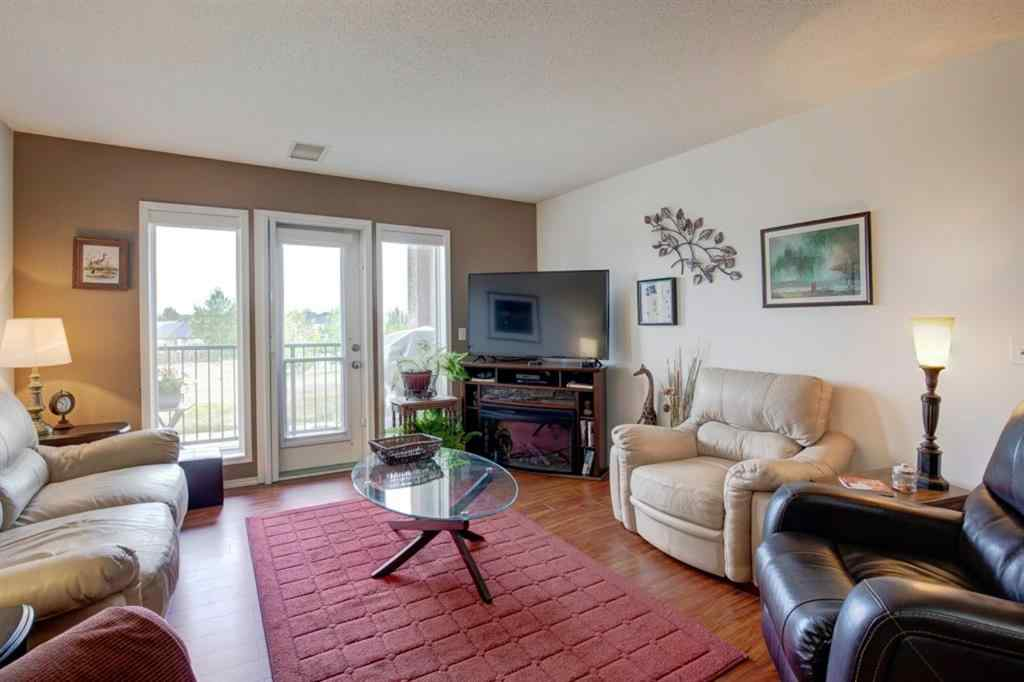 MLS® #A1029903 - Unit #304 300 EDWARDS  Way NW in Willowbrook Airdrie, Residential Open Houses