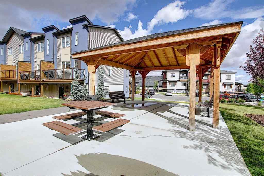 MLS® #A1030065 - Unit #1911 2461 Baysprings Link SW in Baysprings Airdrie, Residential Open Houses