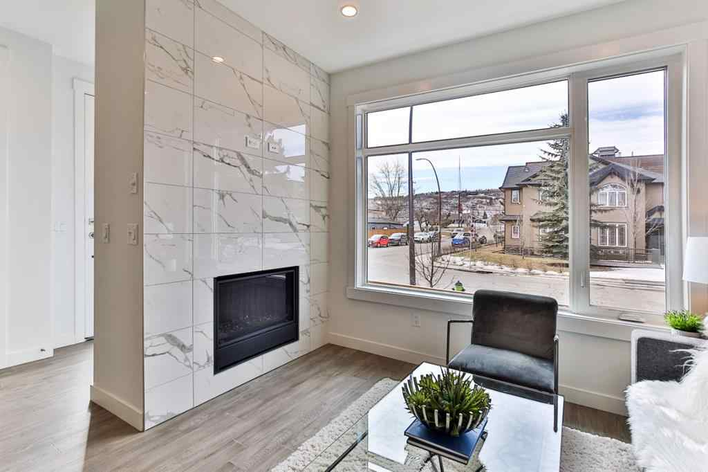 MLS® #A1030081 - Unit #2 4506 17 Avenue NW in Montgomery Calgary, Residential Open Houses