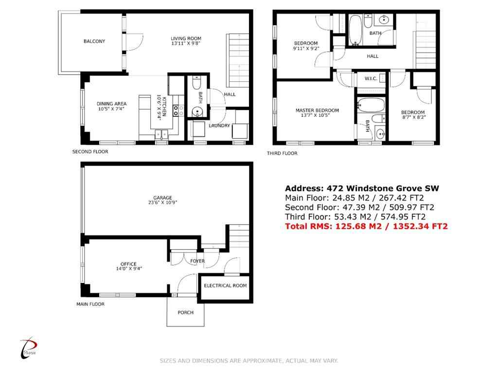 MLS® #A1030330 - 472 WINDSTONE  Grove SW in Windsong Airdrie, Residential Open Houses