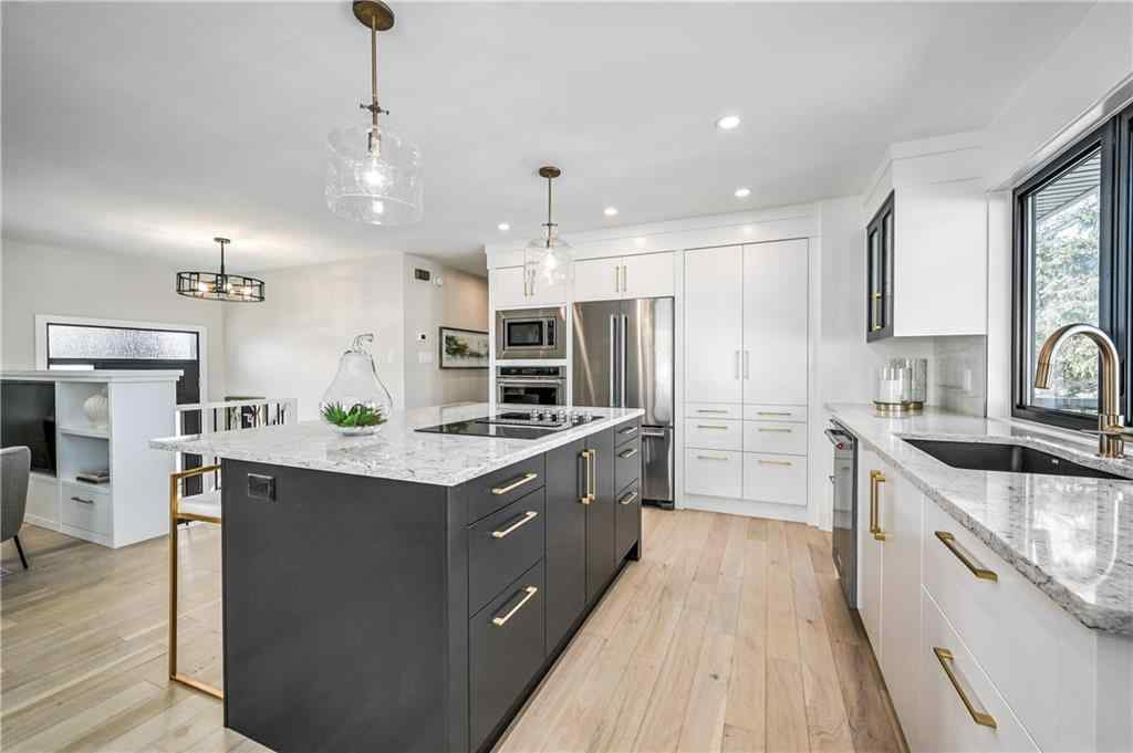 MLS® # A1030485 - 5039 BULYEA Road NW in Brentwood Calgary, Residential Open Houses