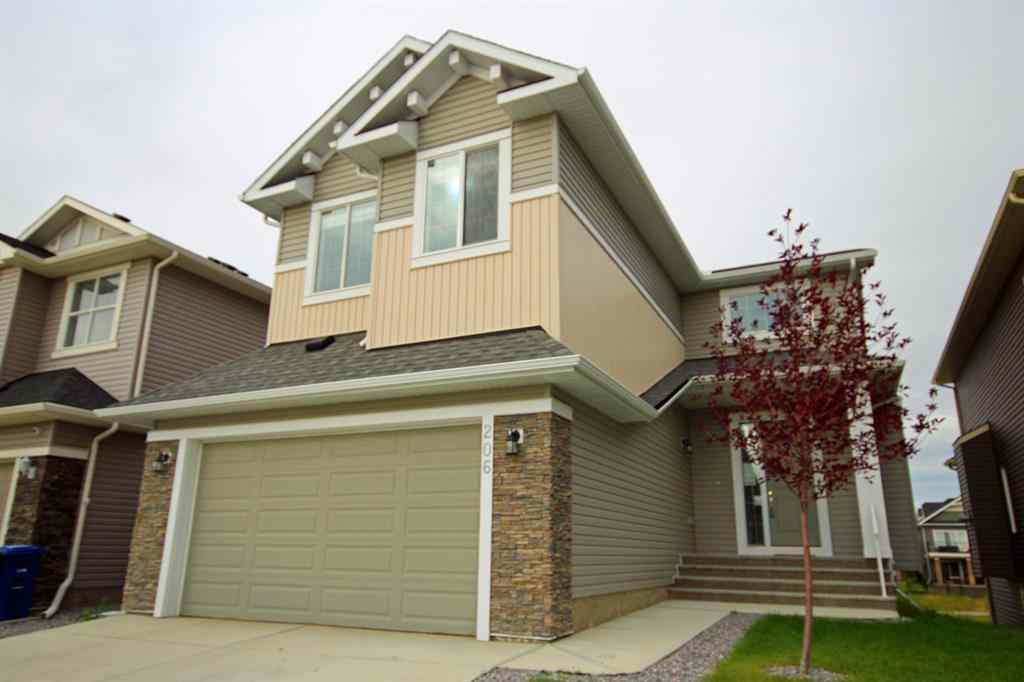 MLS® #A1030661 - 206 BAYWATER  Way SW in Bayside Airdrie, Residential Open Houses