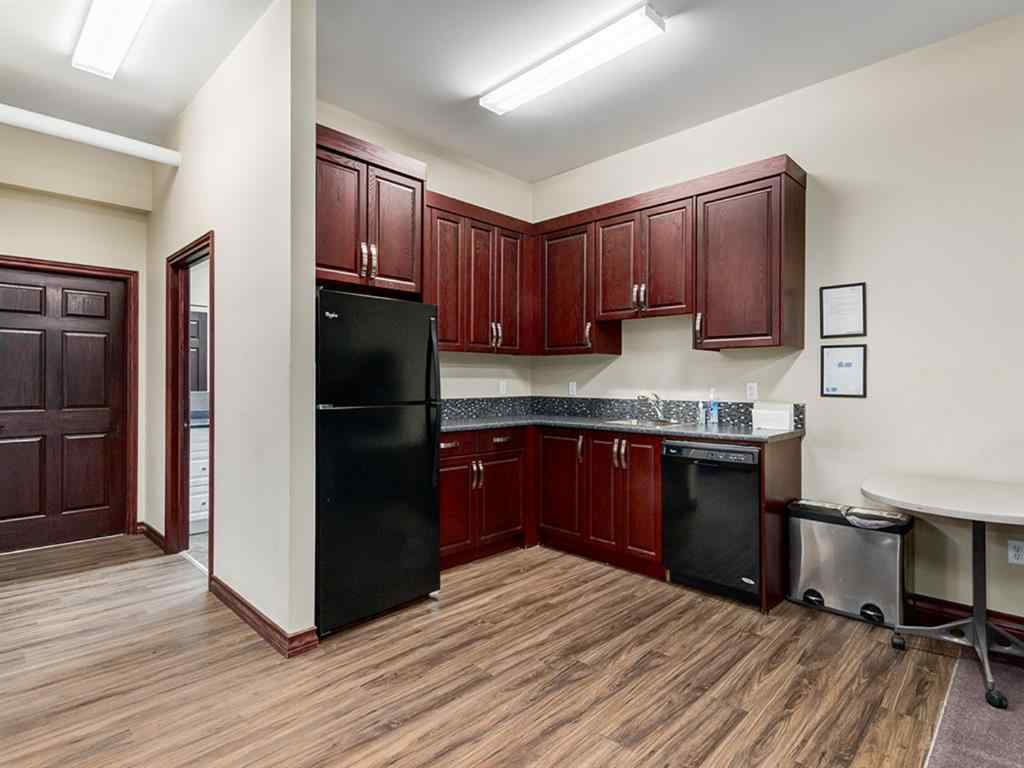 MLS® #A1030666 - Unit #1 724 EAST LAKE Road NE in East Lake Industrial Airdrie, Commercial Open Houses