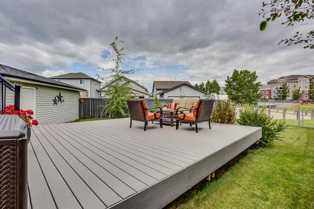 MLS® # A1030733 - 444 WILLOWBROOK Close NW in Willowbrook Airdrie, Residential Open Houses