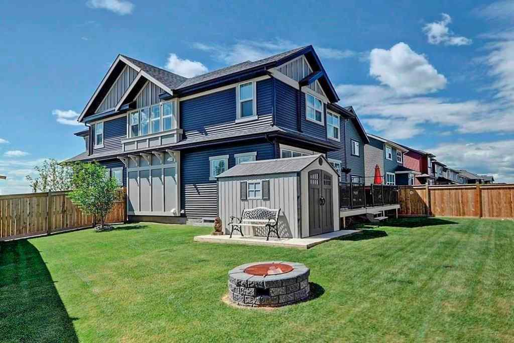 MLS® # A1030780 - 1002 KINGS HEIGHTS Way SE in Kings Heights Airdrie, Residential Open Houses