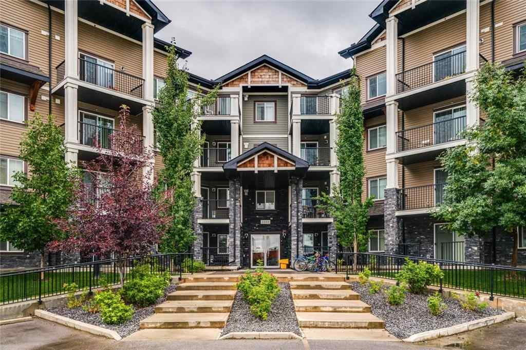 MLS® #A1031262 - Unit #2316 130 PANATELLA Street NW in Panorama Hills Calgary, Residential Open Houses