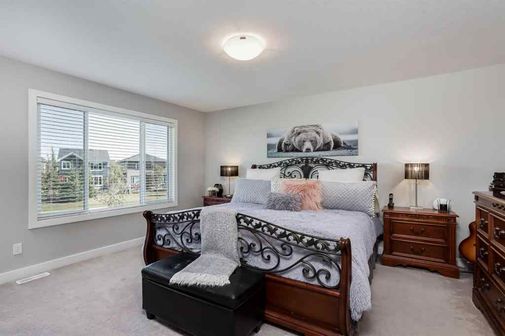 MLS® #A1031402 - 2615 Ravenslea Gardens SE in Ravenswood Airdrie, Residential Open Houses
