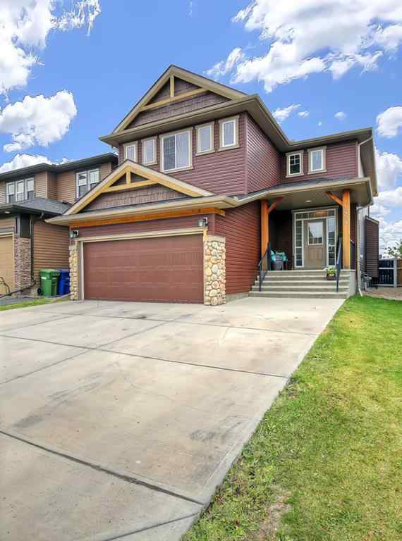 MLS® #A1031592 - 1454 Ravenscroft Avenue SE in Ravenswood Airdrie, Residential Open Houses