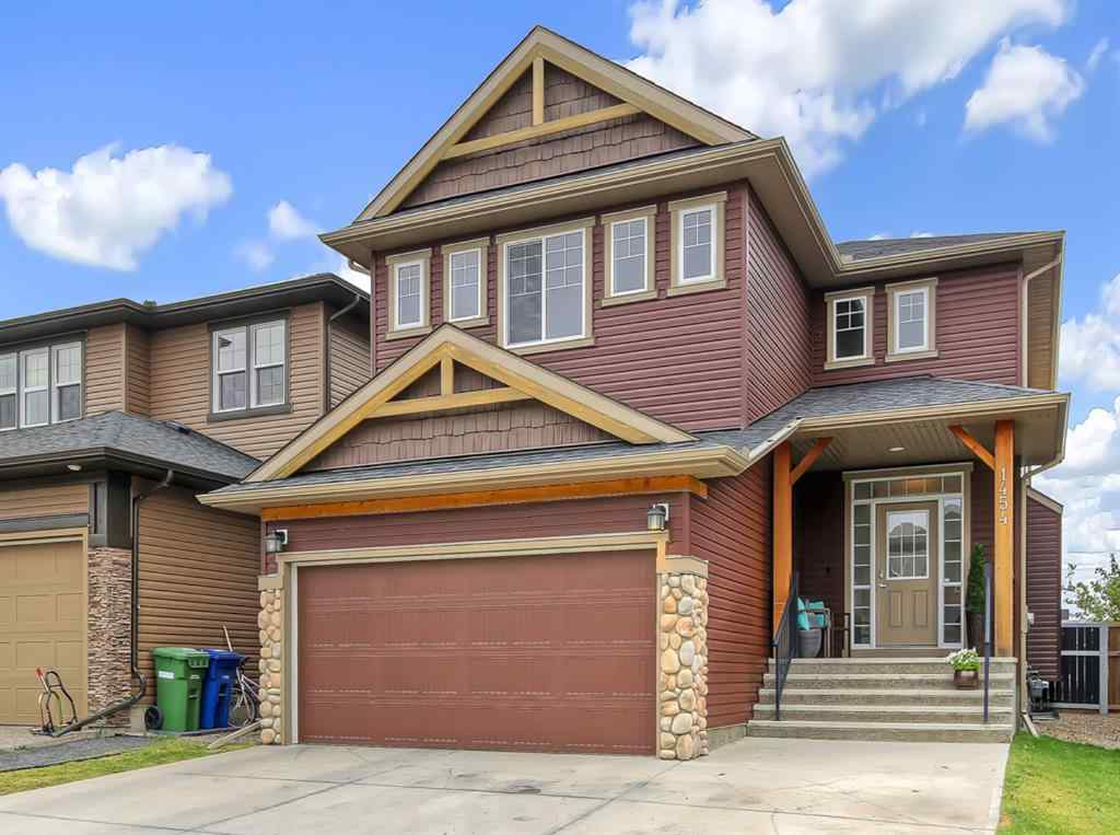 MLS® # A1031592 - 1454 Ravenscroft Avenue SE in Ravenswood Airdrie, Residential Open Houses