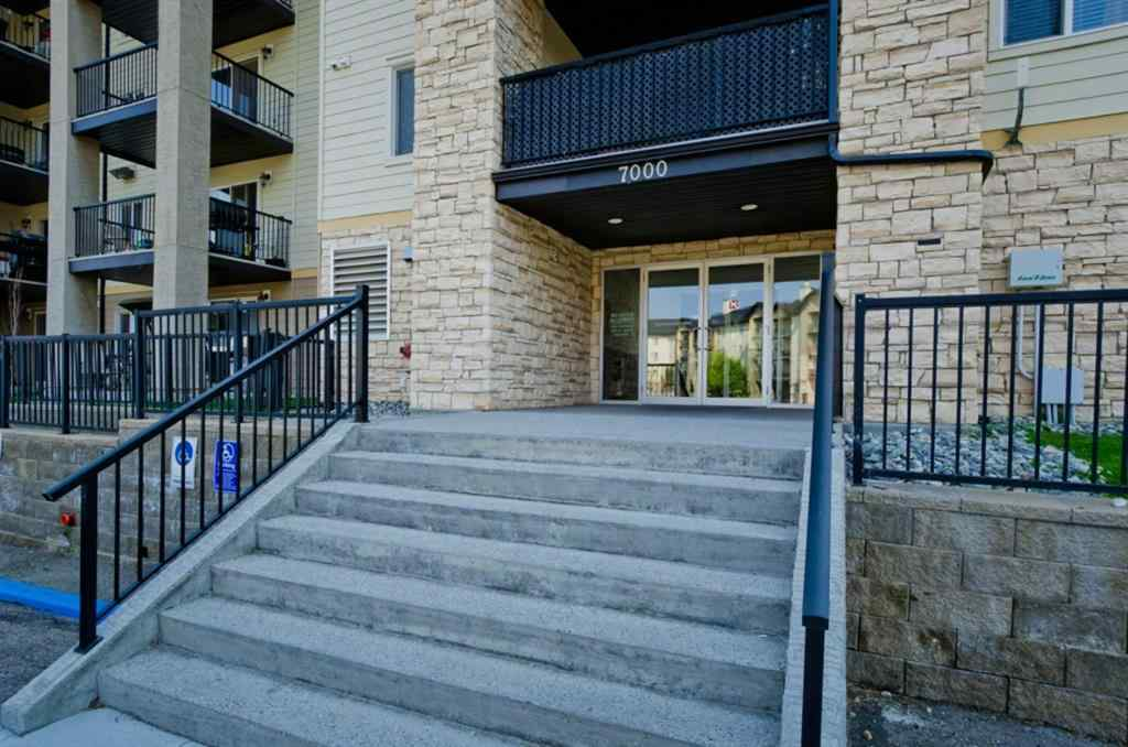 MLS® #A1032101 - Unit #7410 304 MACKENZIE  Way SW in Downtown. Airdrie, Residential Open Houses