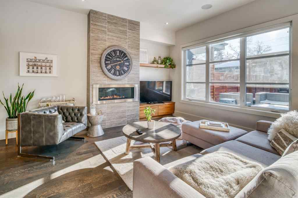 MLS® # A1032151 - 1703 49 Avenue SW in Altadore Calgary, Residential Open Houses