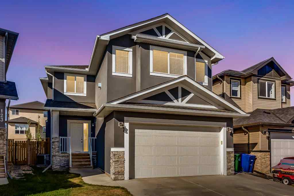 MLS® #A1032279 - 127 BAYVIEW  Street SW in Bayview Airdrie, Residential Open Houses