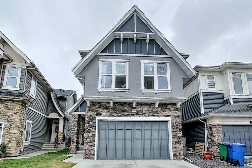 MLS® # A1032551 - 32  Cooperstown  Place SW in Coopers Crossing Airdrie, Residential Open Houses