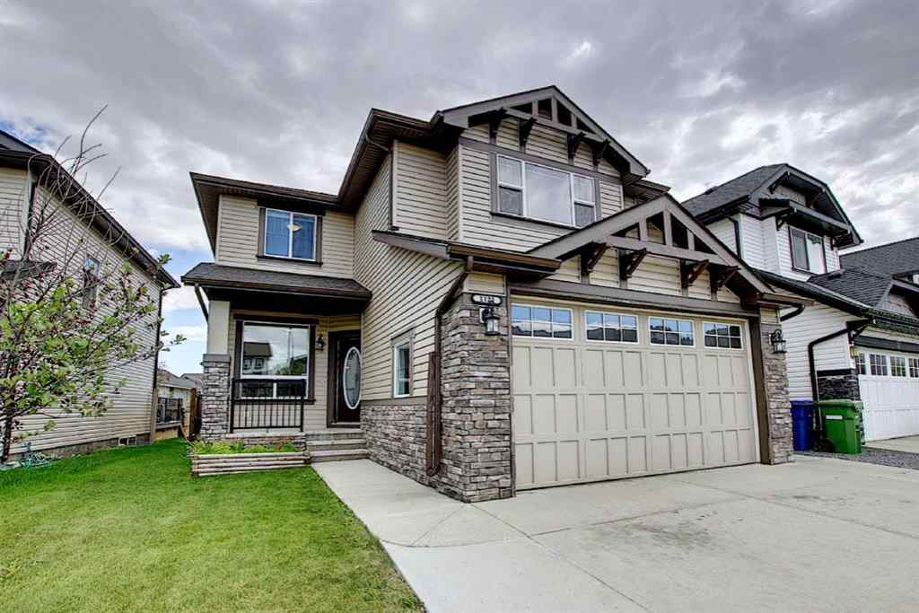 MLS® # A1032597 - 1121 KINGSTON  Crescent SE in Kings Heights Airdrie, Residential Open Houses