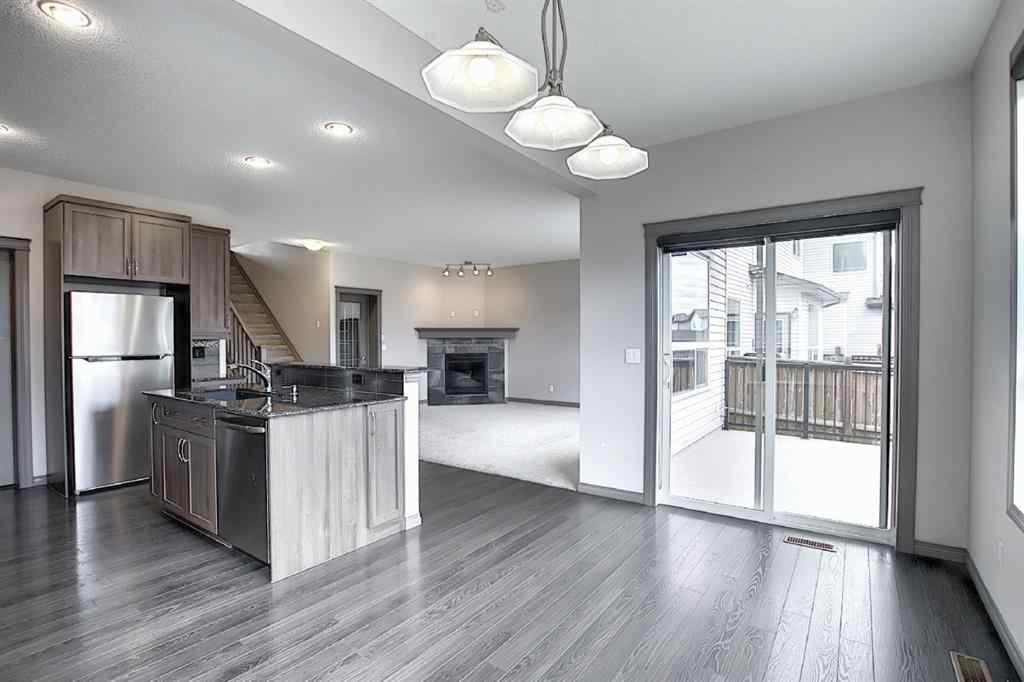 MLS® #A1032597 - 1121 KINGSTON  Crescent SE in Kings Heights Airdrie, Residential Open Houses