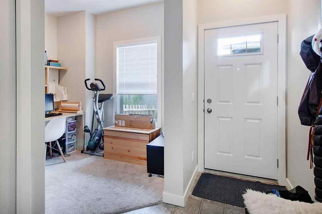 MLS® #A1032795 - Unit #105 2802 Kings Height Gate SE in Kings Heights Airdrie, Residential Open Houses