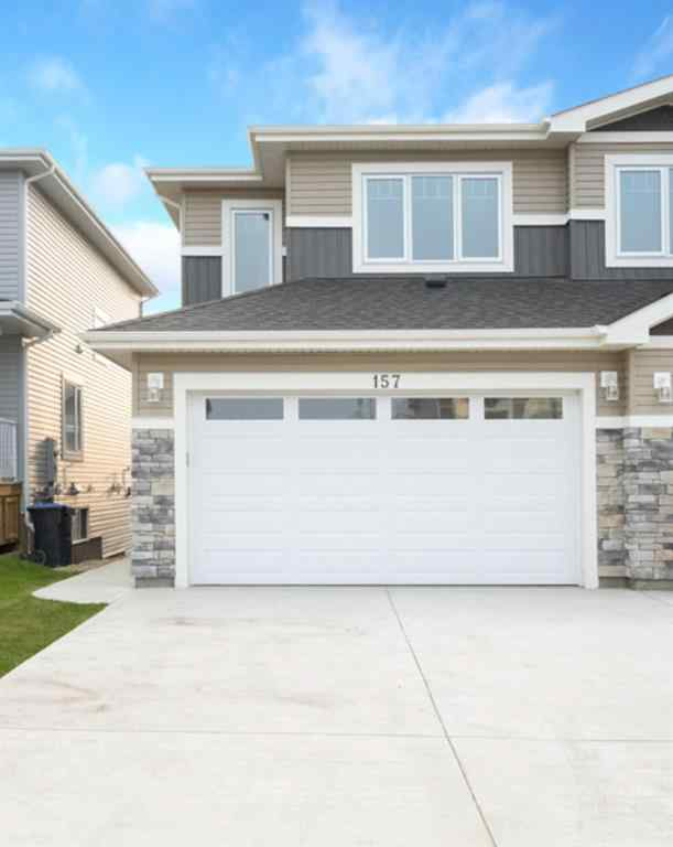MLS® # A1032932 - 157 Siltstone Place  in Stonecreek Fort McMurray, Residential Open Houses