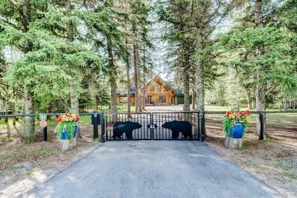 MLS® #A1033720 - 31 CENTRE Avenue  in NONE Bragg Creek, Residential Open Houses