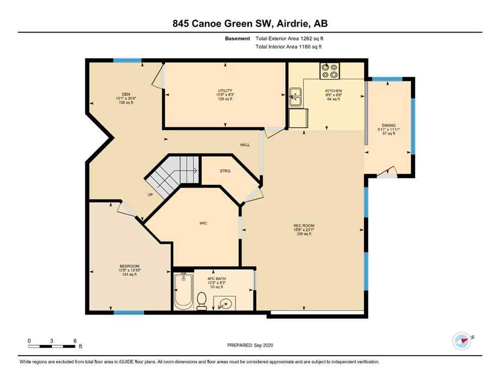 MLS® #A1033900 - 845 CANOE  Green SW in Canals Airdrie, Residential Open Houses