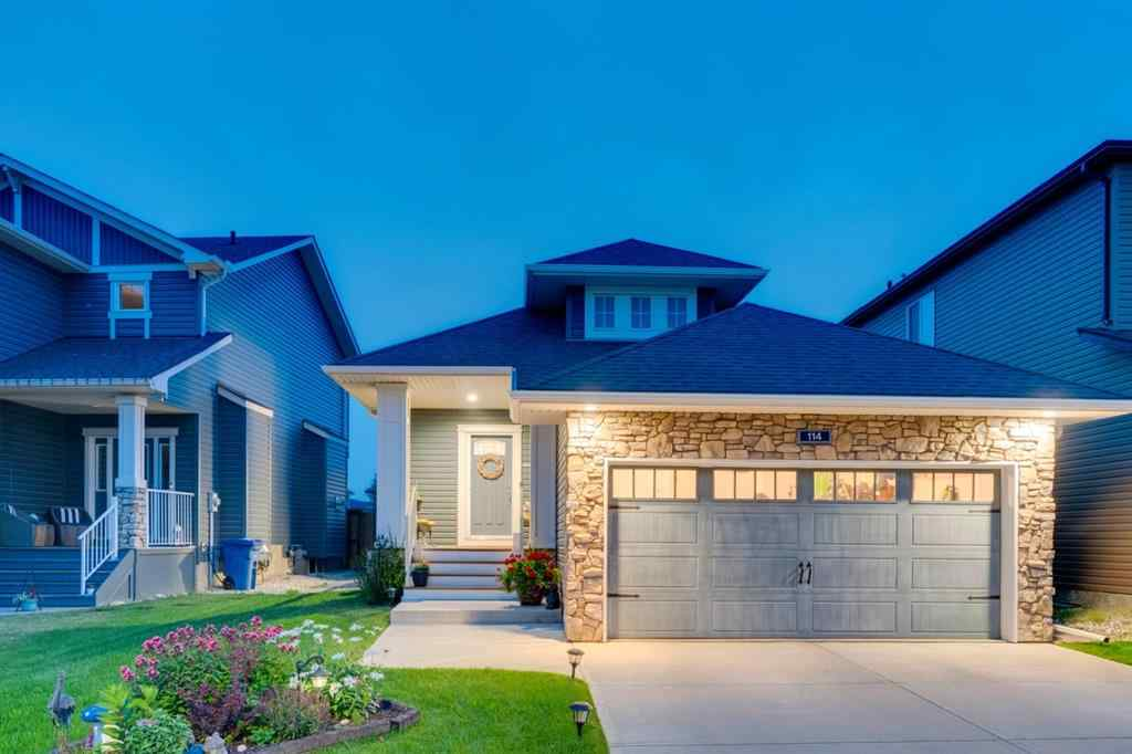 MLS® # A1034135 - 114 RAVENSCROFT  Green SE in Ravenswood Airdrie, Residential Open Houses