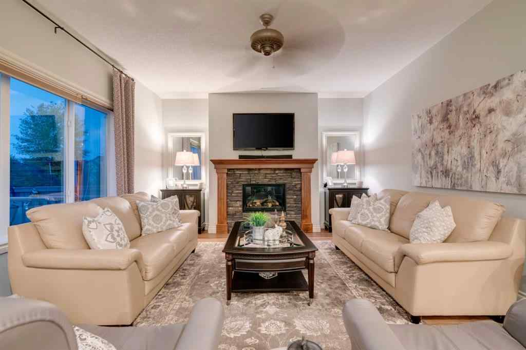 MLS® #A1034135 - 114 RAVENSCROFT  Green SE in Ravenswood Airdrie, Residential Open Houses