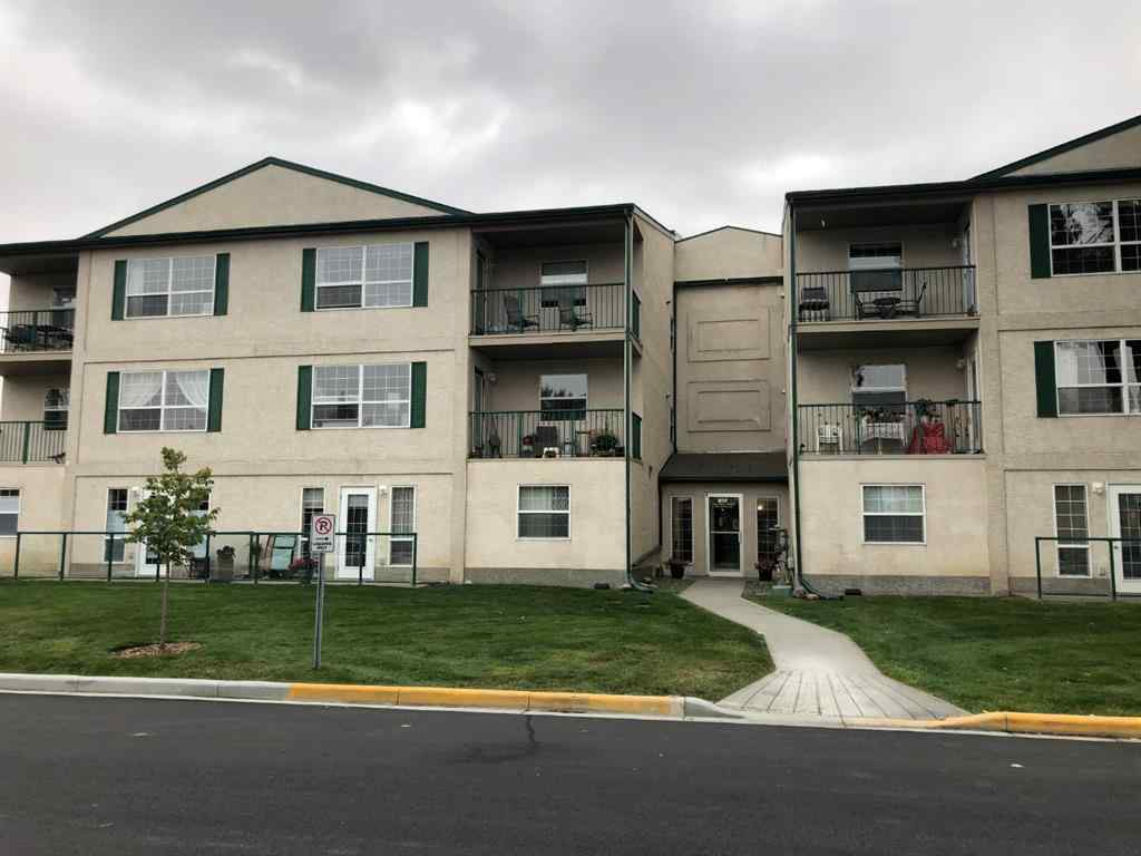 MLS® # A1034255 - Unit ##203 105 7 Avenue SE in Southeast Central High Ri High River, Residential Open Houses