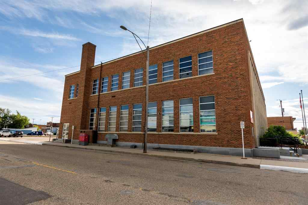 MLS® # A1034272 - Unit #B 4901 50 Avenue  in Downtown Camrose Camrose, Commercial Open Houses