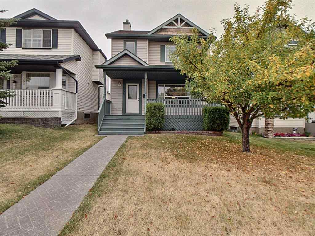 MLS® # A1034368 - 154 Bridlewood  Avenue SW in Bridlewood Calgary, Residential Open Houses