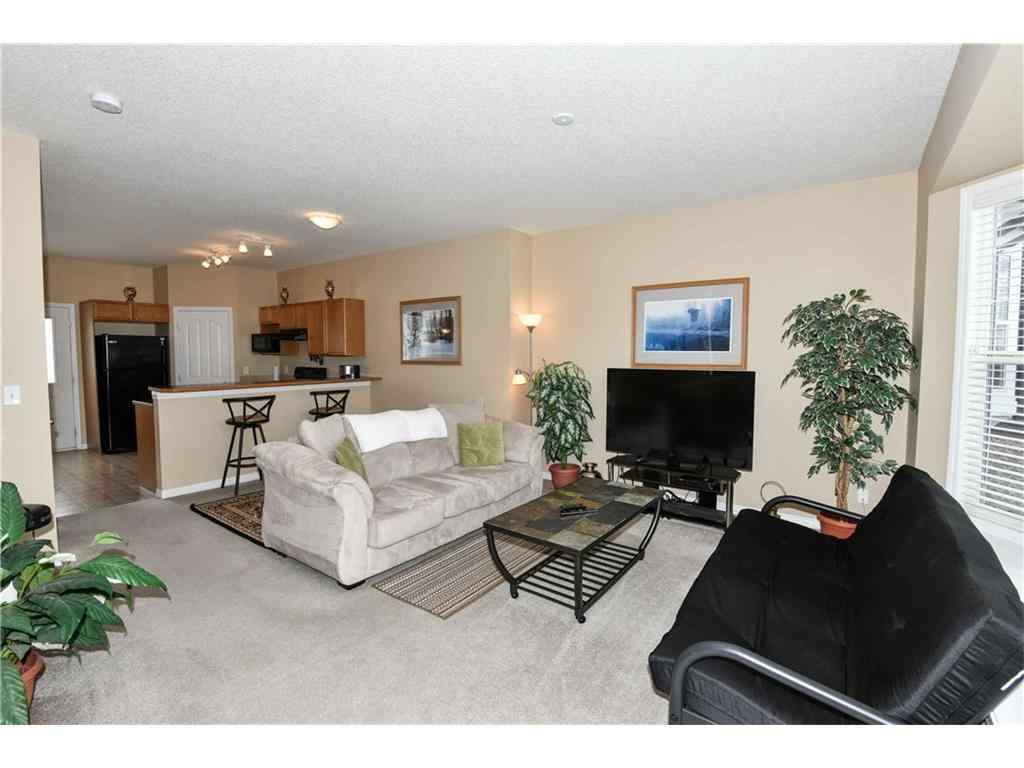 MLS® # A1034393 - Unit #605 2066 LUXSTONE  Boulevard SW in Luxstone Airdrie, Residential Open Houses