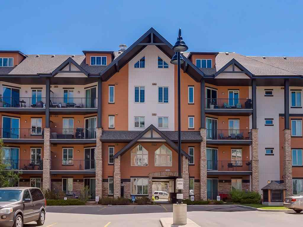 MLS® #A1034419 - Unit #3407 15 SUNSET Square  in Sunset Ridge Cochrane, Residential Open Houses