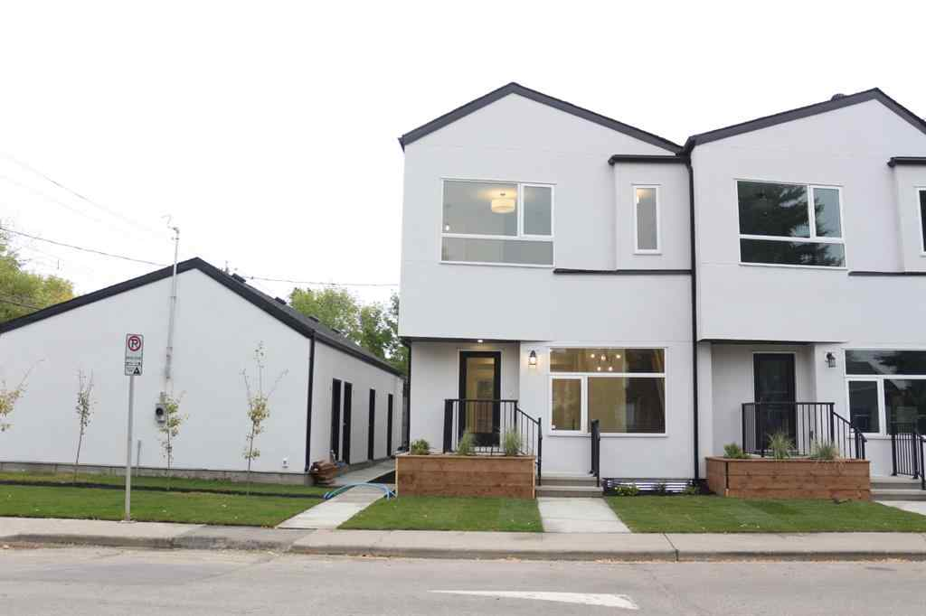 MLS® # A1034875 - 1853 12th Street NW in Capitol Hill Calgary, Residential Open Houses