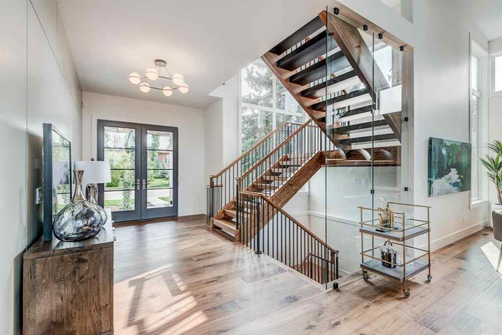 MLS® #A1034959 - 399 WILDWOOD Drive SW in Wildwood Calgary, Residential Open Houses