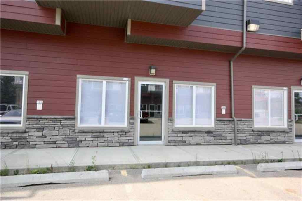 MLS® # A1035075 - Unit #103 234 Stony Mountain Road  in NONE Anzac, Commercial Open Houses