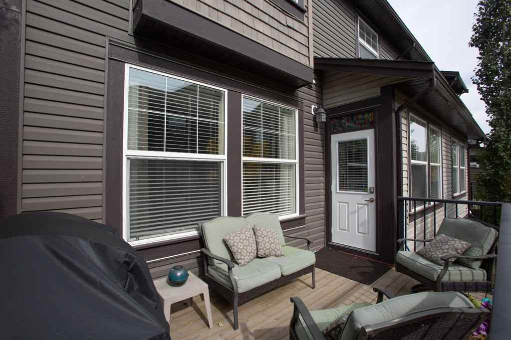 MLS® #A1035133 - Unit #703 110 COOPERS Common SW in Coopers Crossing Airdrie, Residential Open Houses