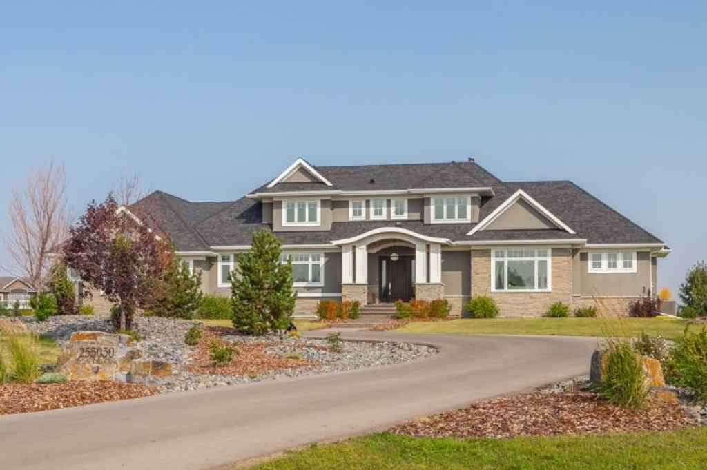 MLS® #A1035225 - 255030 WILLOW CREEK Rise  in Bearspaw_Calg Rural Rocky View County, Residential Open Houses