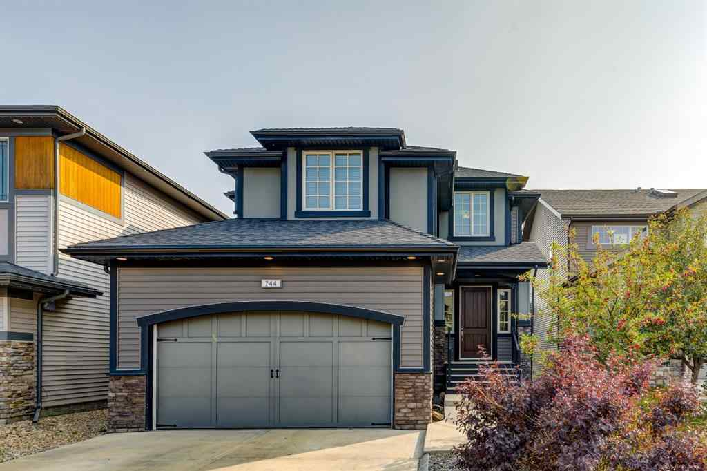 MLS® #A1035227 - 744 COOPERS  Square SW in Coopers Crossing Airdrie, Residential Open Houses